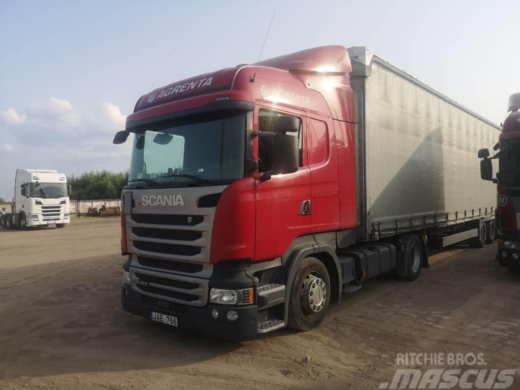 Scania R410 mega