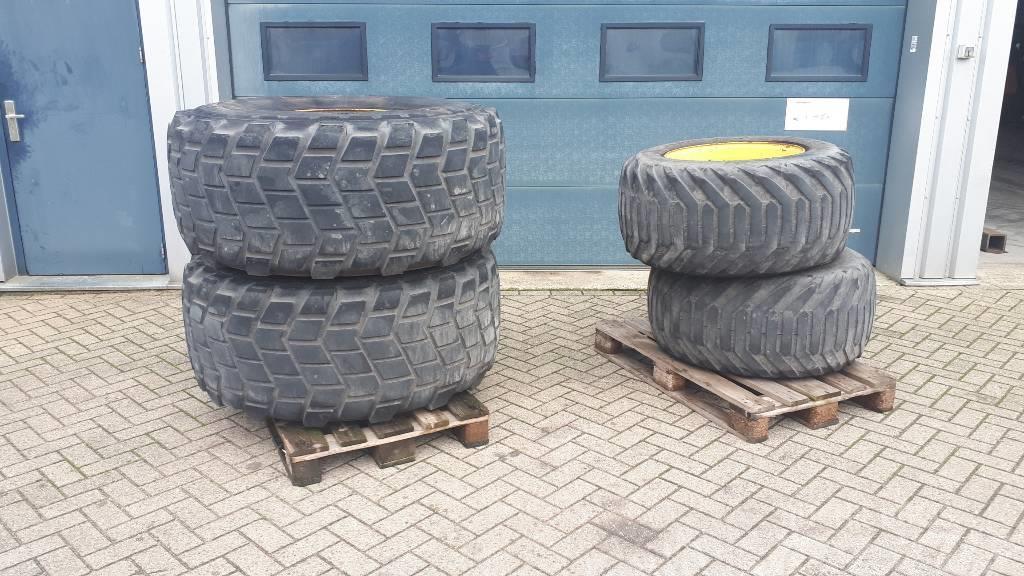 [Other] Michelin/Alliance gazon wielen