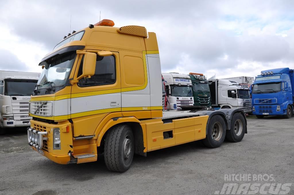 Volvo FM12 6X4 420