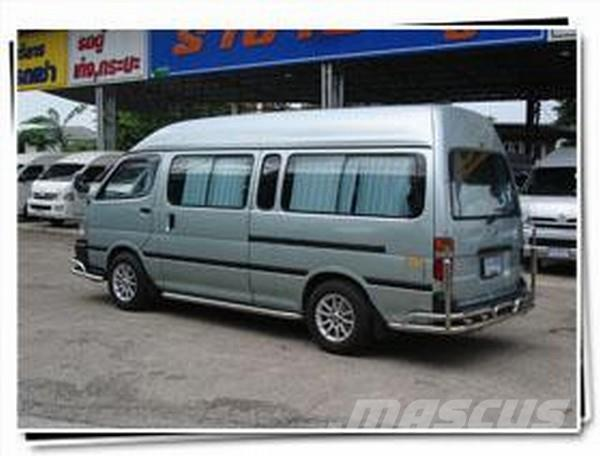 Used Vans For Sale >> Used Toyota HIACE COMMUTER panel vans Year: 2004 Price: $15,420 for sale - Mascus USA