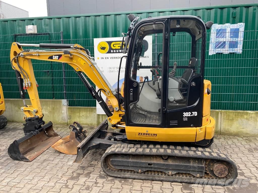 Caterpillar 302.7 D CR