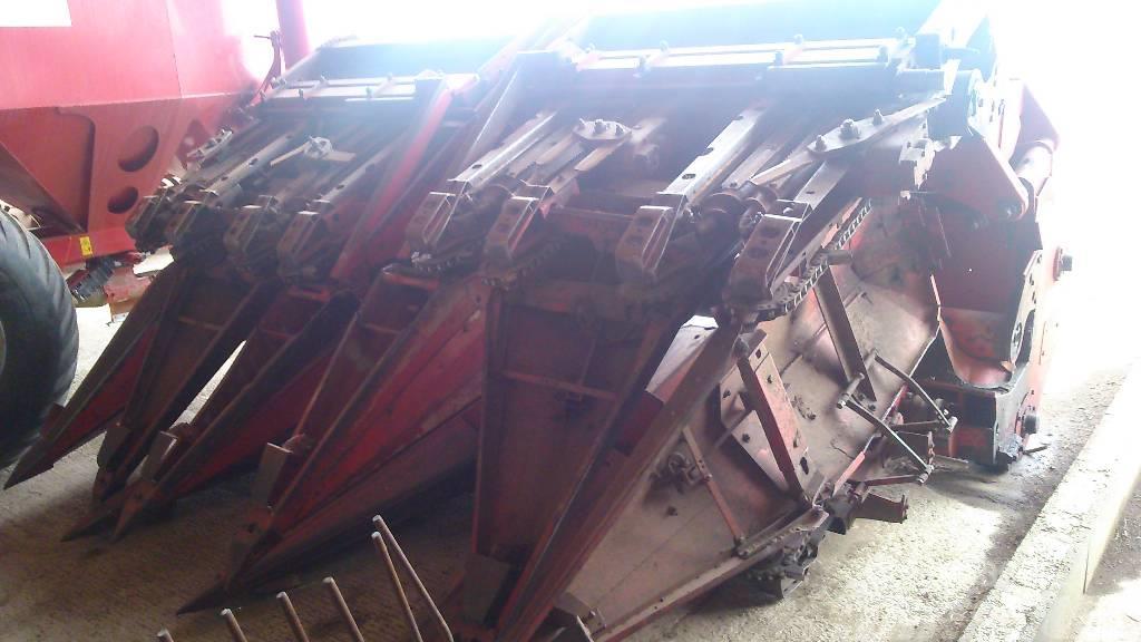 Oros 8 rows Lexion 4 + 2x2 75cm