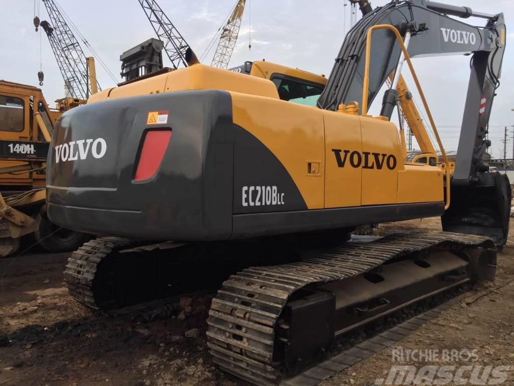 Volvo EC 210 B LC