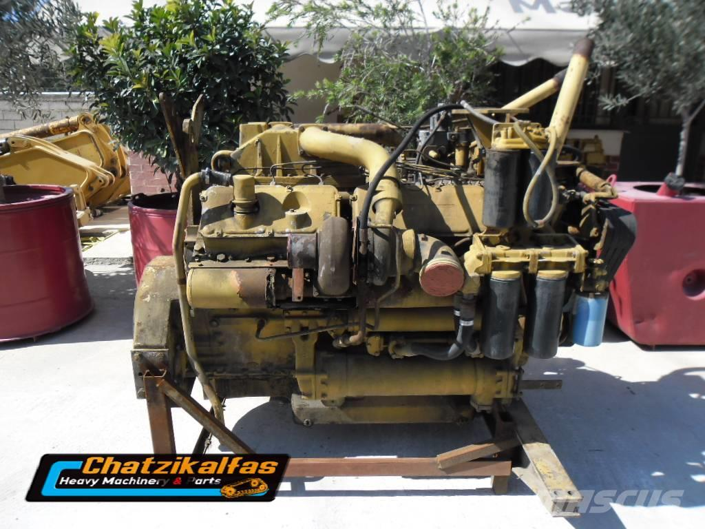 Caterpillar 992C 3412 73W ENGINE FOR WHEEL LOADER