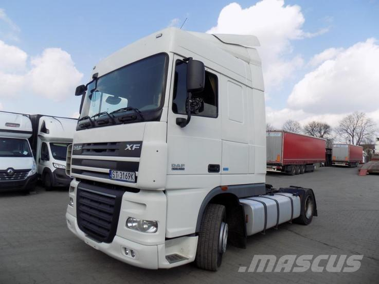 DAF FT XF105.460 4x2 SpaceCab