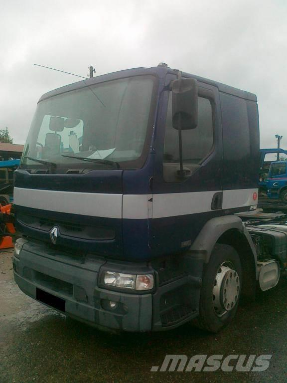 Renault Premium DCI420 cabin