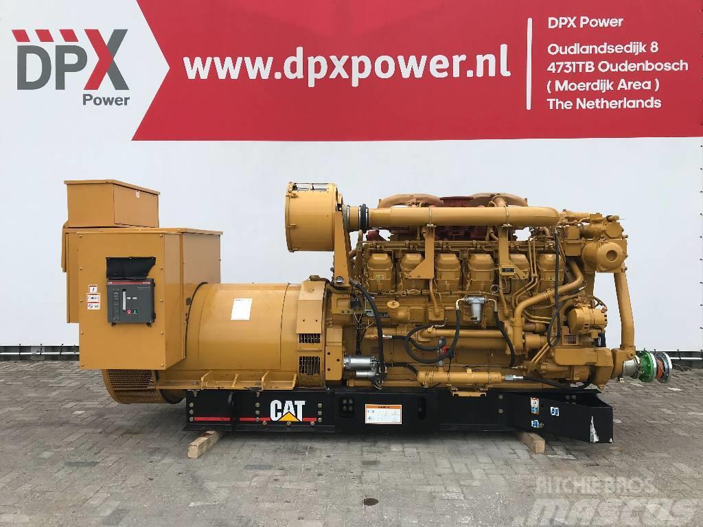Caterpillar 3512B - 1.600 kVA Generator - DPX-11544