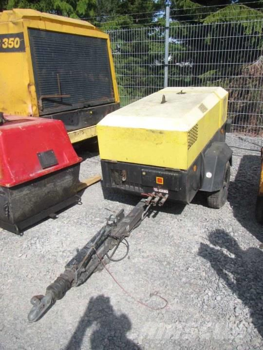 Ingersoll Rand Compressor package