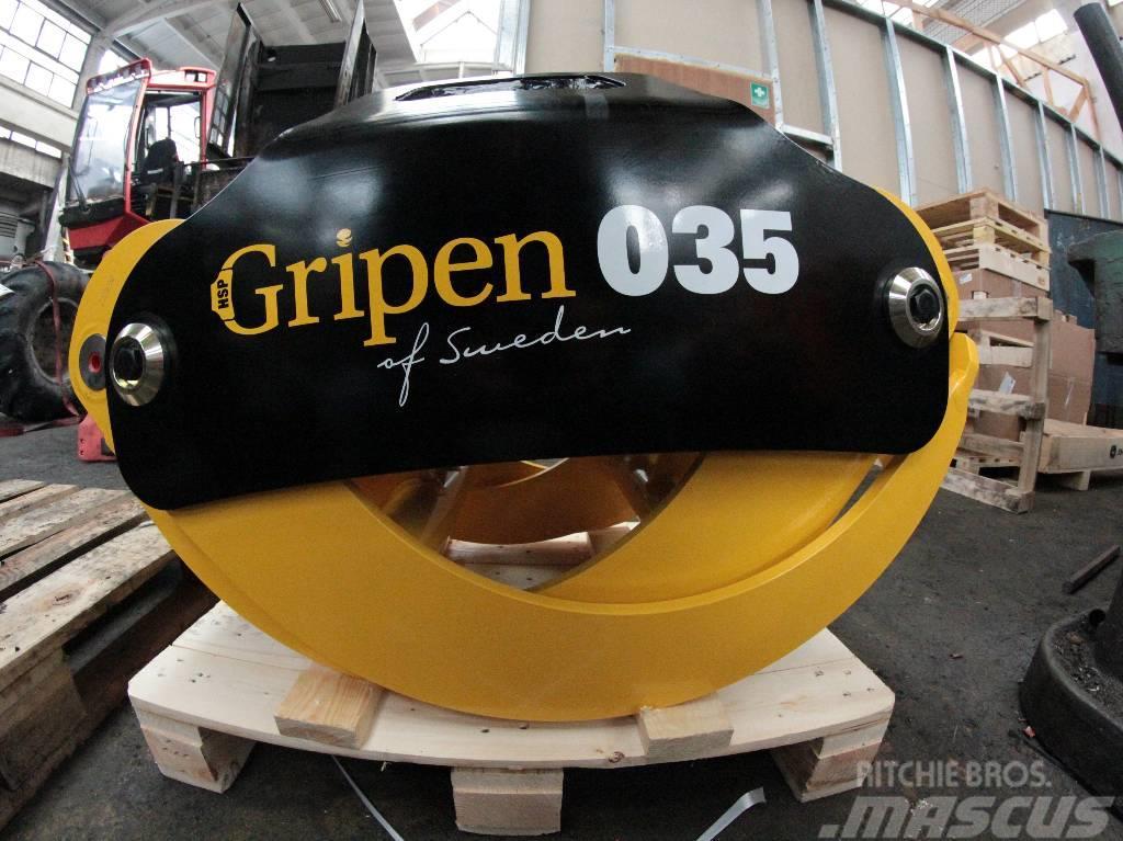 John Deere GRIPEN 035