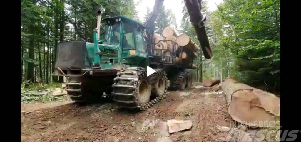 Timberjack 1710D