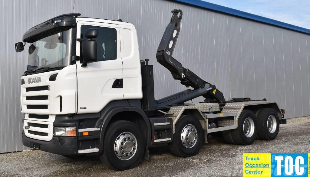 Scania R440 8x4 Euro5 Retarder AHK
