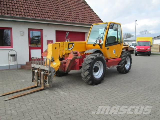 Manitou MT 1235 S 3963 std 12Meter 3,5to