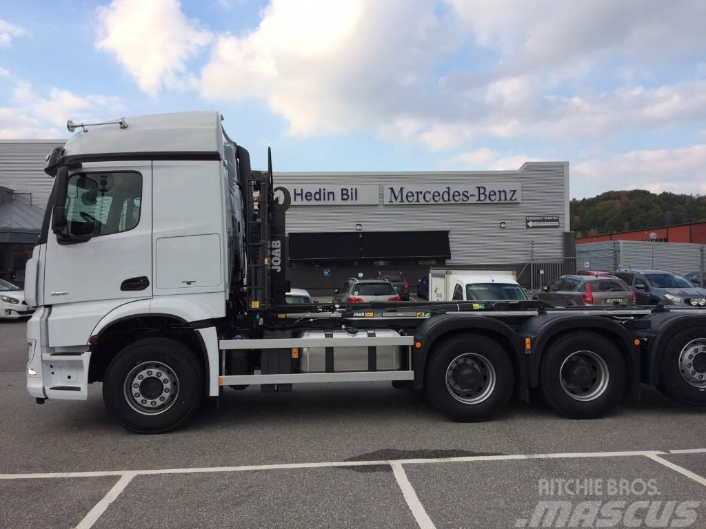 Mercedes-Benz Arocs V 3253L 8x4