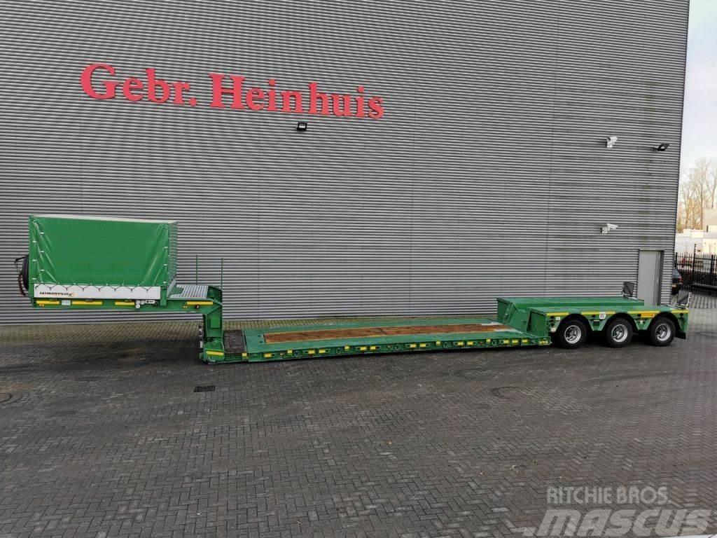 Faymonville STBZ-3VA 5.4 Meter Extandable Topcondition!!
