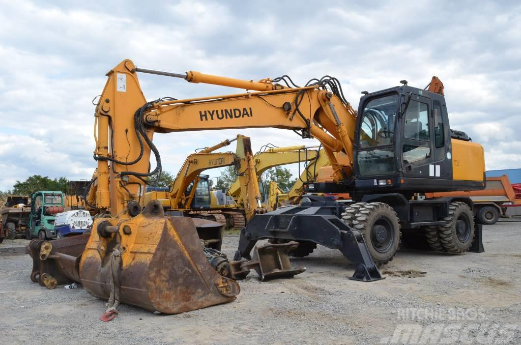 Hyundai Robex 170 W-7