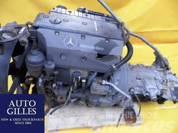 Mercedes-Benz Atego OM 924 LA / OM924LA
