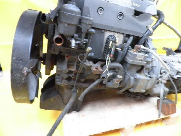 Used mercedes benz atego om 924 la om924la engines year for Mercedes benz engines for sale