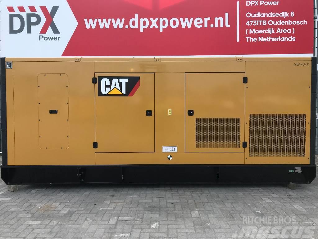 Caterpillar C18 - 605 kVA Generator - DPX-18028