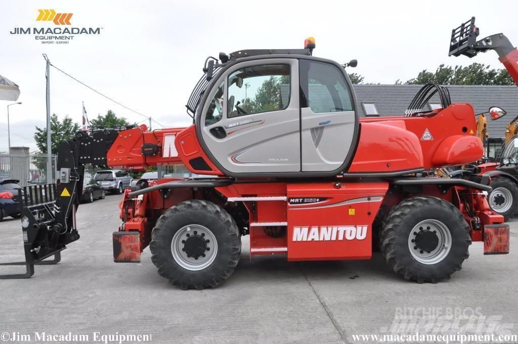 Manitou MRT 2150 Plus Privilege Tier 4