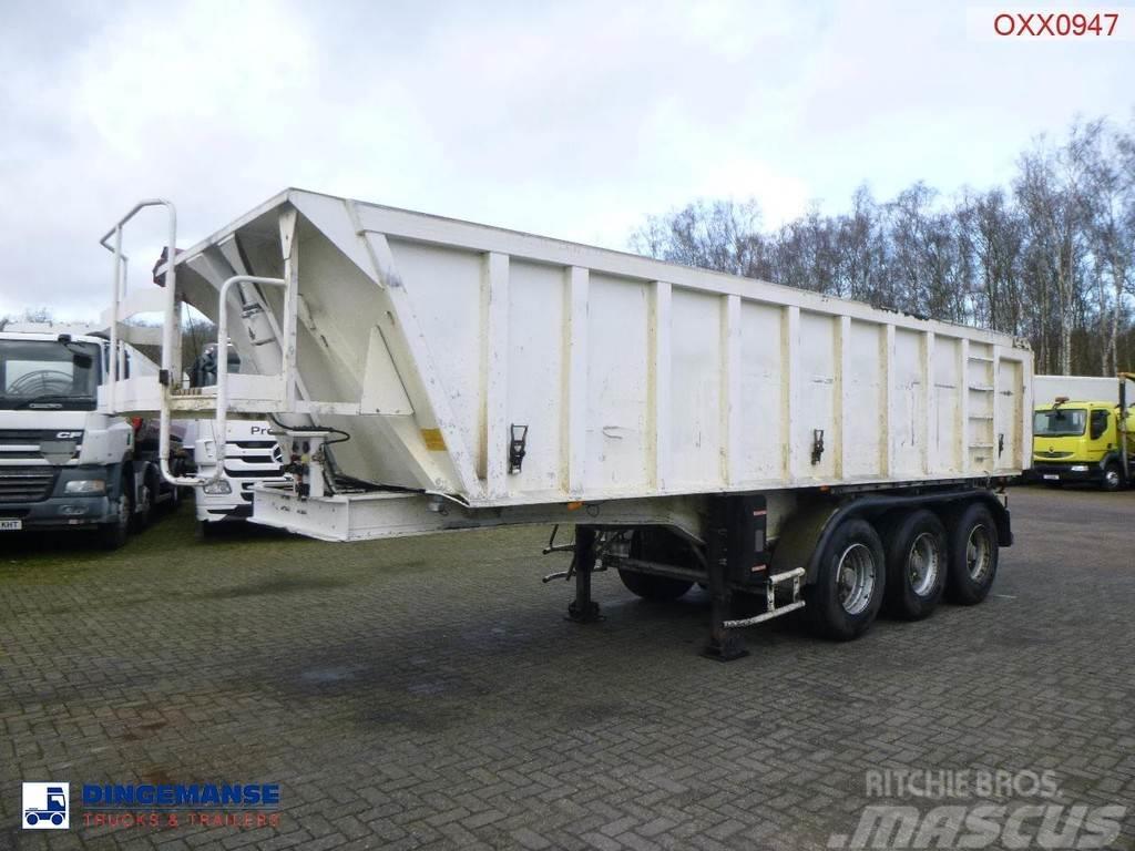General Trailer Tipper trailer alu 24.5 m3
