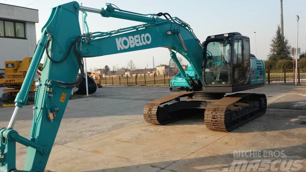 Kobelco SK210 HLC-10