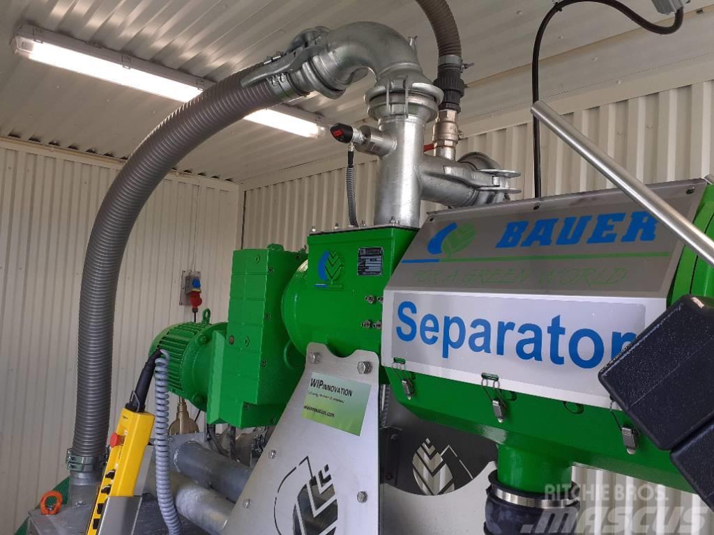 Bauer S855GB PNP Separator