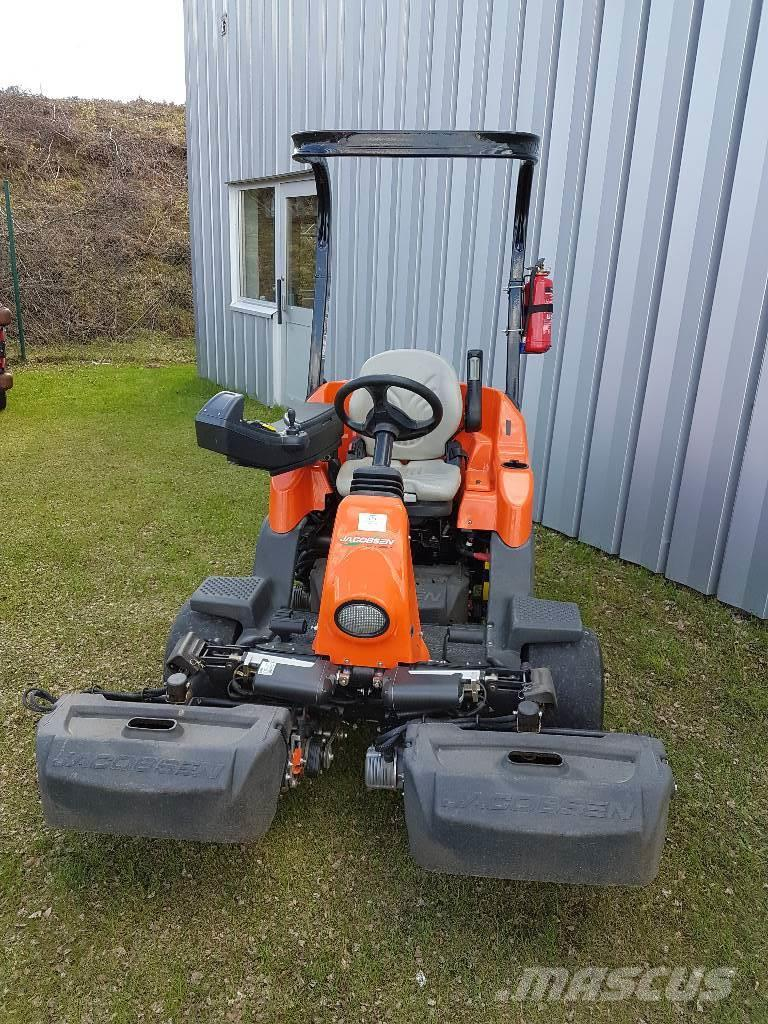 Jacobsen Eclipse 322 Hybrid