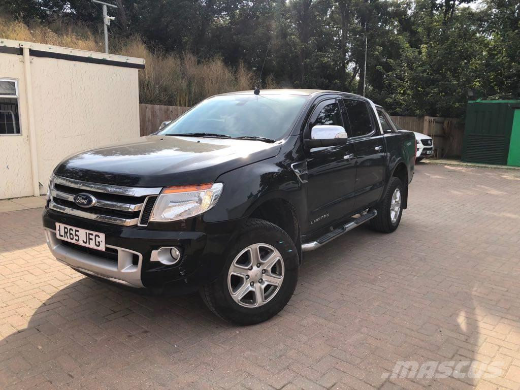 Ford ranger 2 2 tdci 2015 pick up dropside