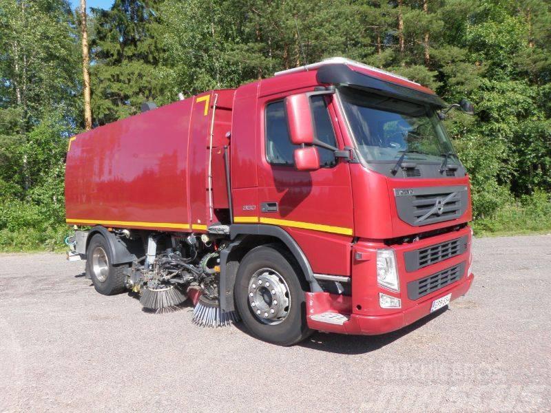 Beam S8000 Volvo FM330