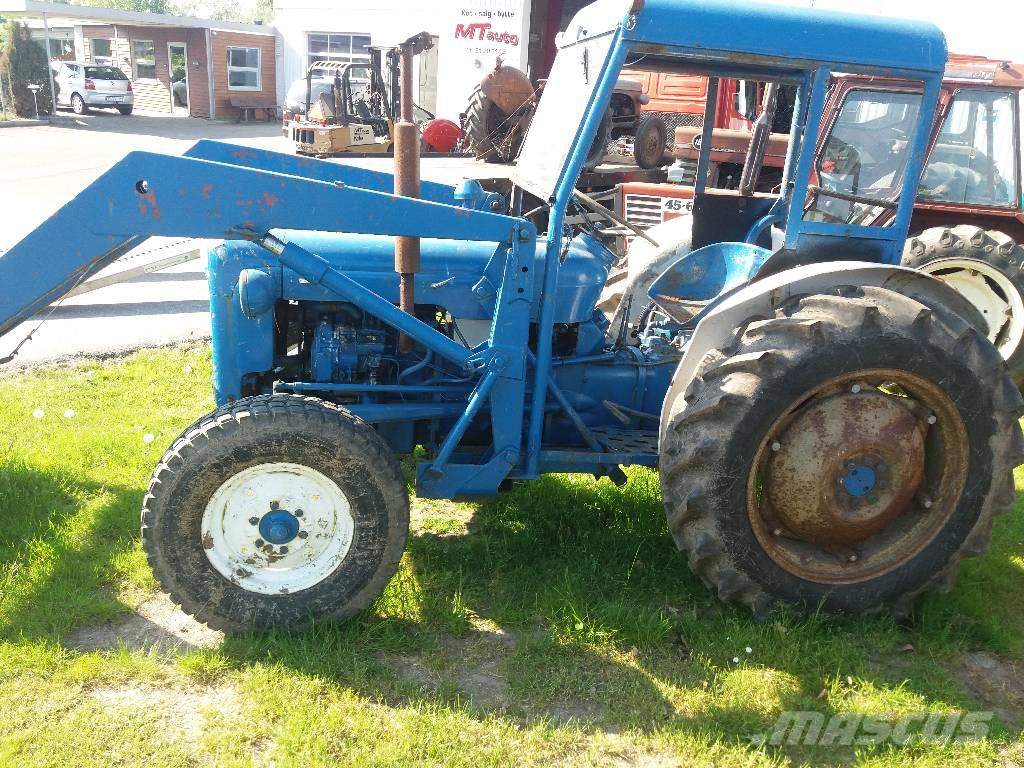 Used fordson dexta tractors price us 2 265 for sale - Western mass craigslist farm and garden ...