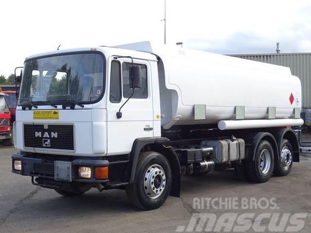 MAN 24.232 Fuel Tank Truck 18.500L 6x2 Good Condition