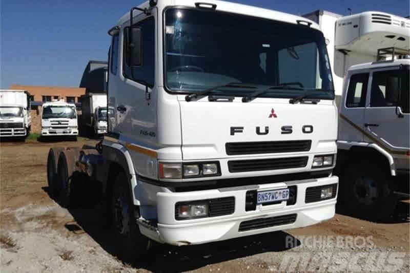 Mitsubishi Fuso FV26 420 F/C C/C