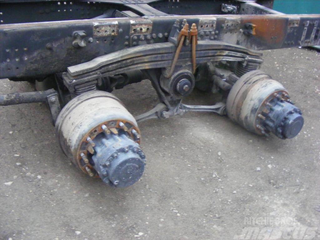 [Other] Renaultt Kerax 8x4 6x4