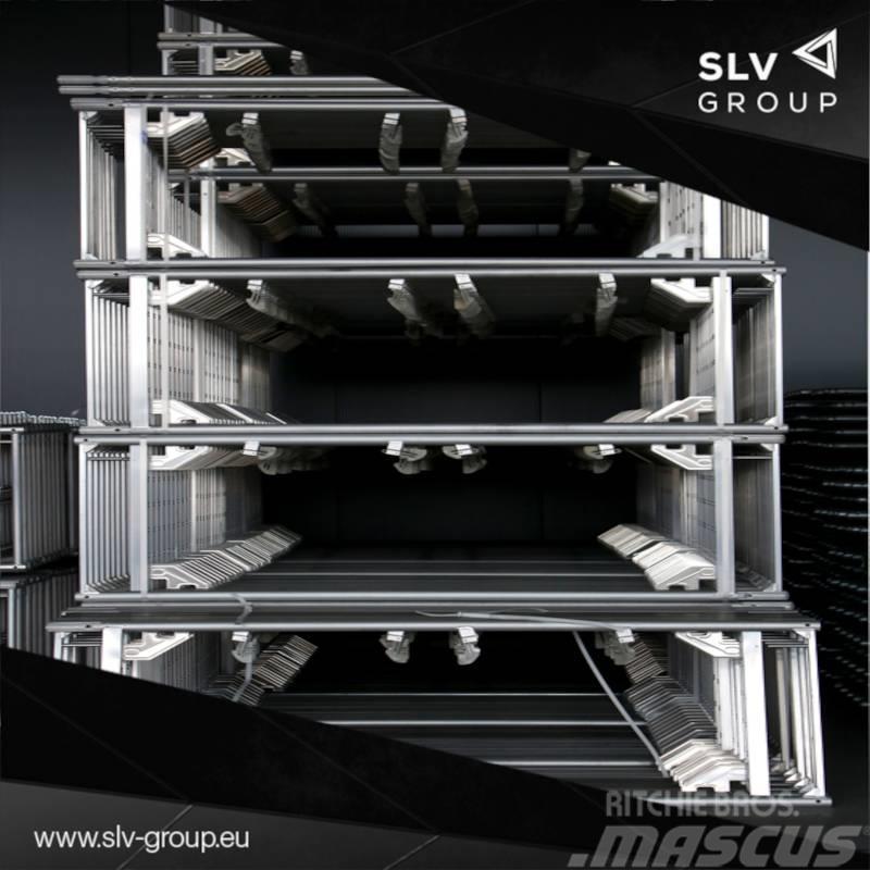 [Other] Slv Group SLV-73 Scaffolding 620m2 Gerüst typ Baum