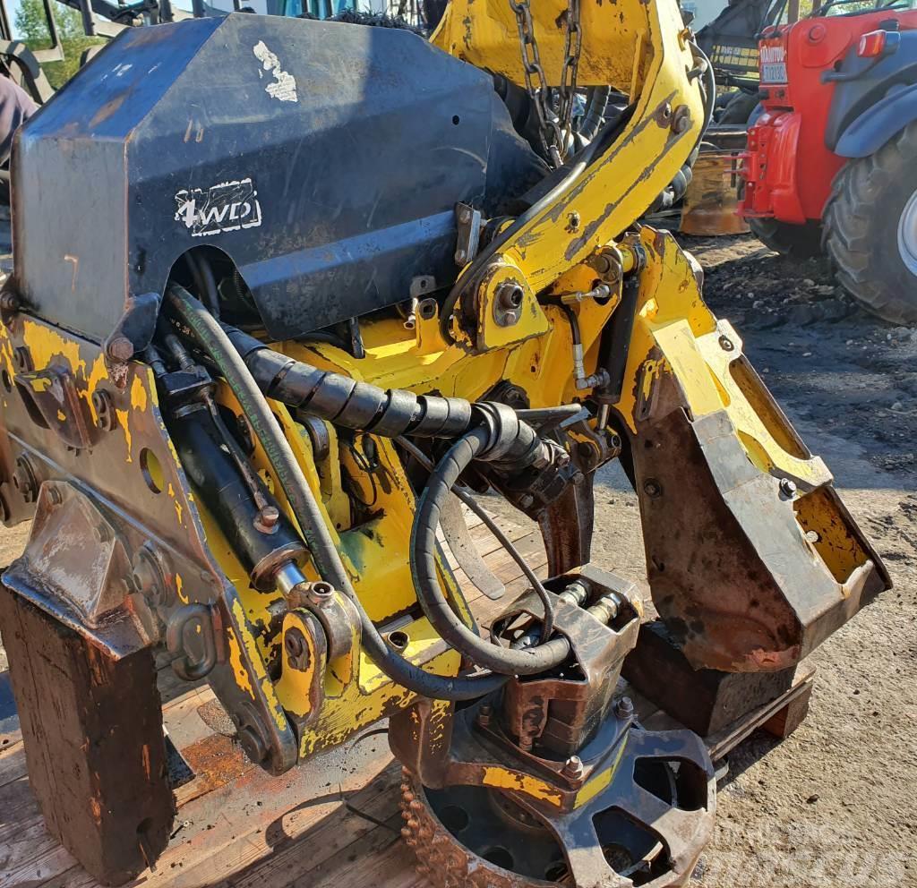 John Deere Timberjack 758HD Harvesting head