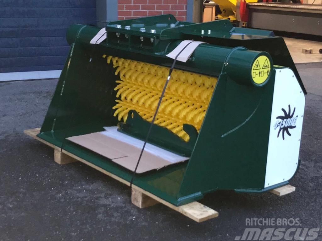 [Other] GYRUStar 4 -150HE | Schaufelseparator