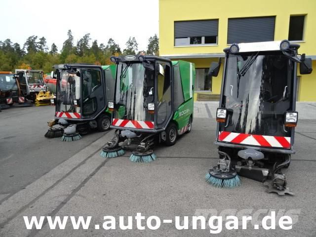 Tennant Applied Green Machines 500 ZE Elektro Kehrmaschine