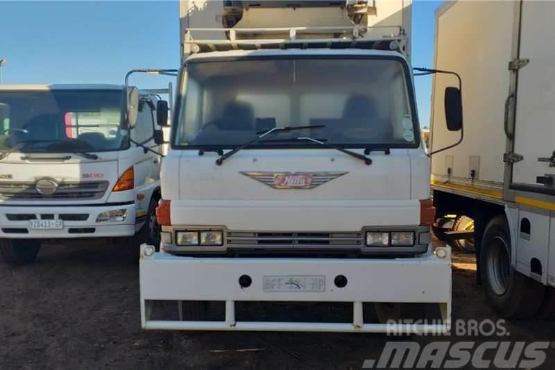 Hino Toyota Hino FG Fridge Truck 4x2