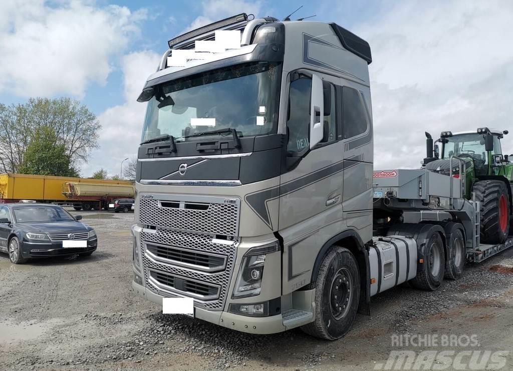 Volvo FH16-750 SZM § 70 Schwerlast Vollausstattung TÜV n