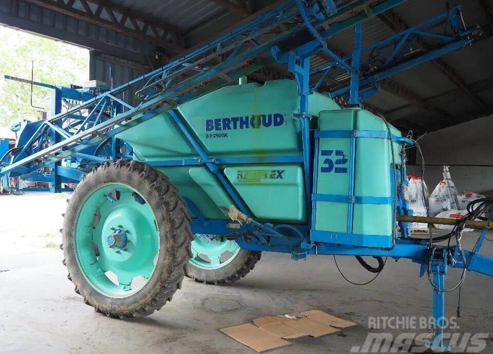 Berthoud Racer 3200