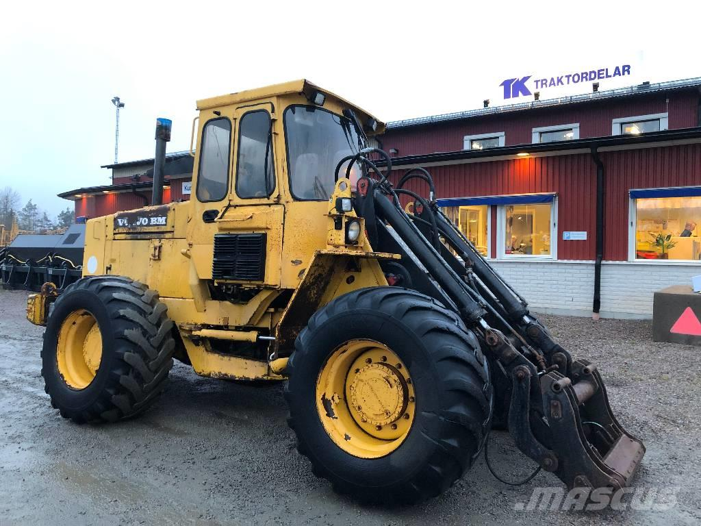 Volvo L70 Dismantled: only spare parts