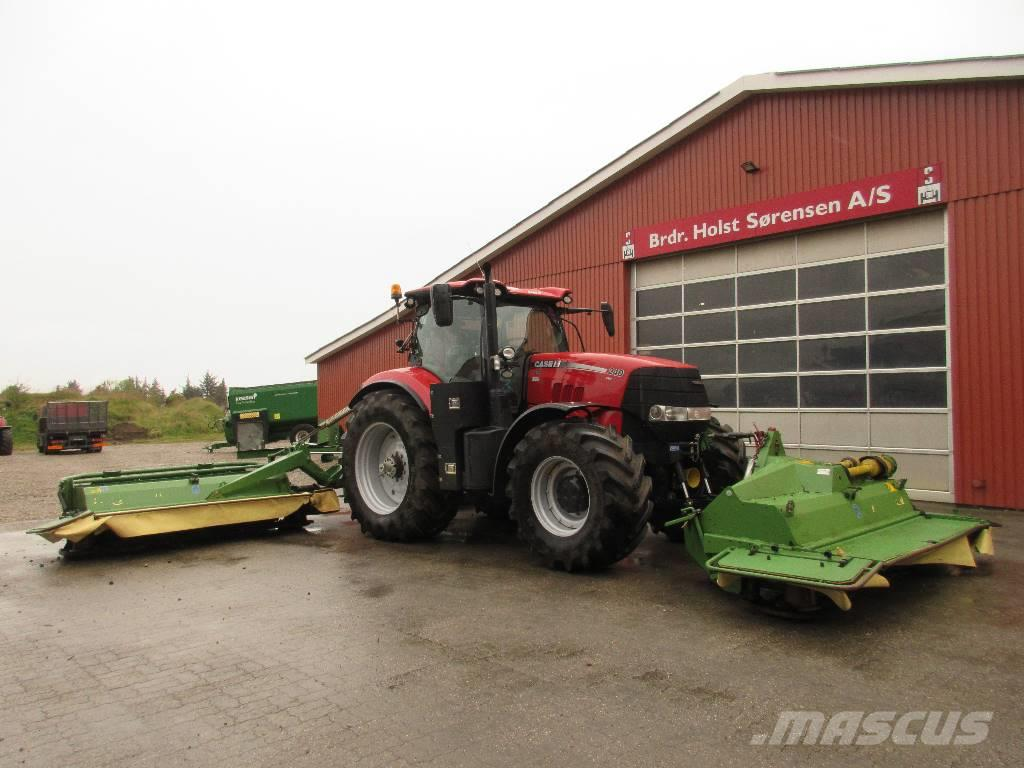 Krone Easy Cut 9140 VC 32CV butterflysæt, 2008, Pasture mowers and toppers