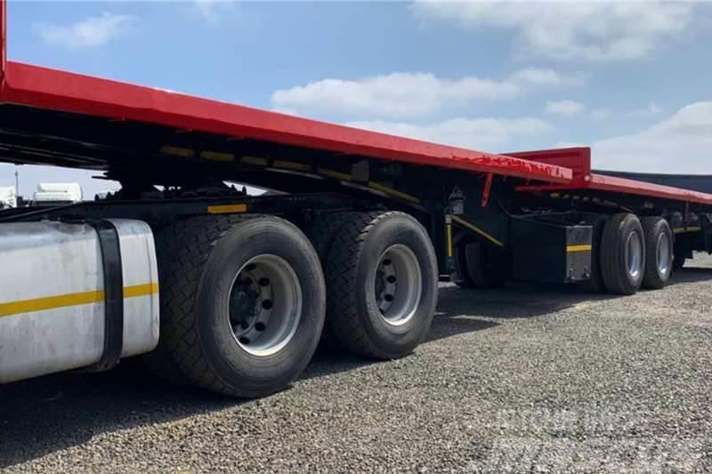 Sa Truck Bodies 2014 SA Truck Bodies Flat Deck Superlink