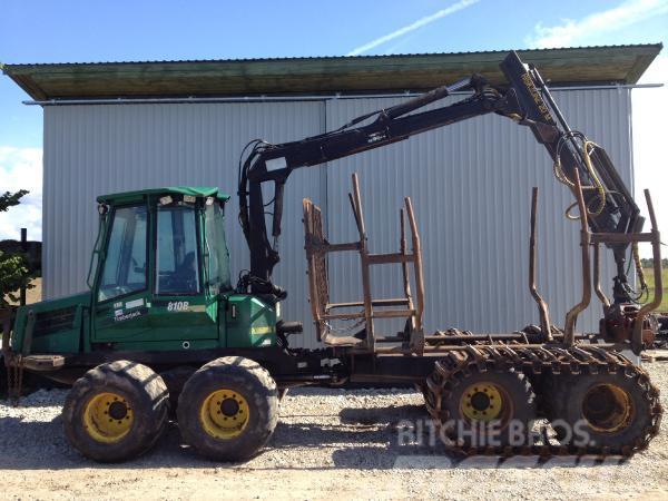 Timberjack 810B for spareparts