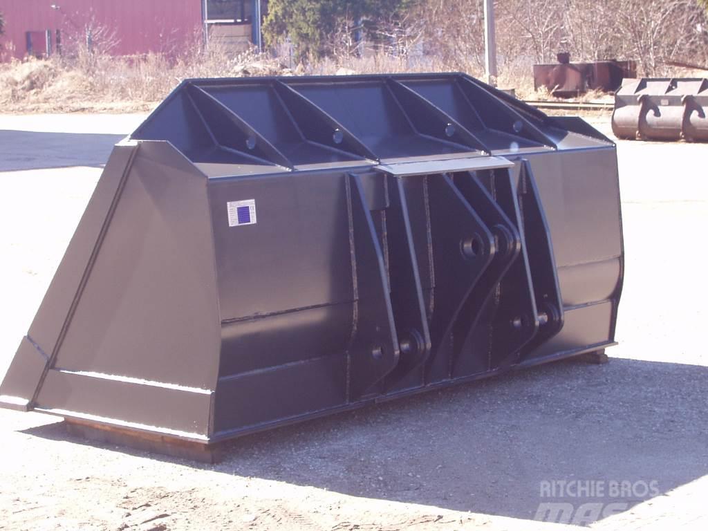 Caterpillar 972M flat floor GP bucket 4,5 m3
