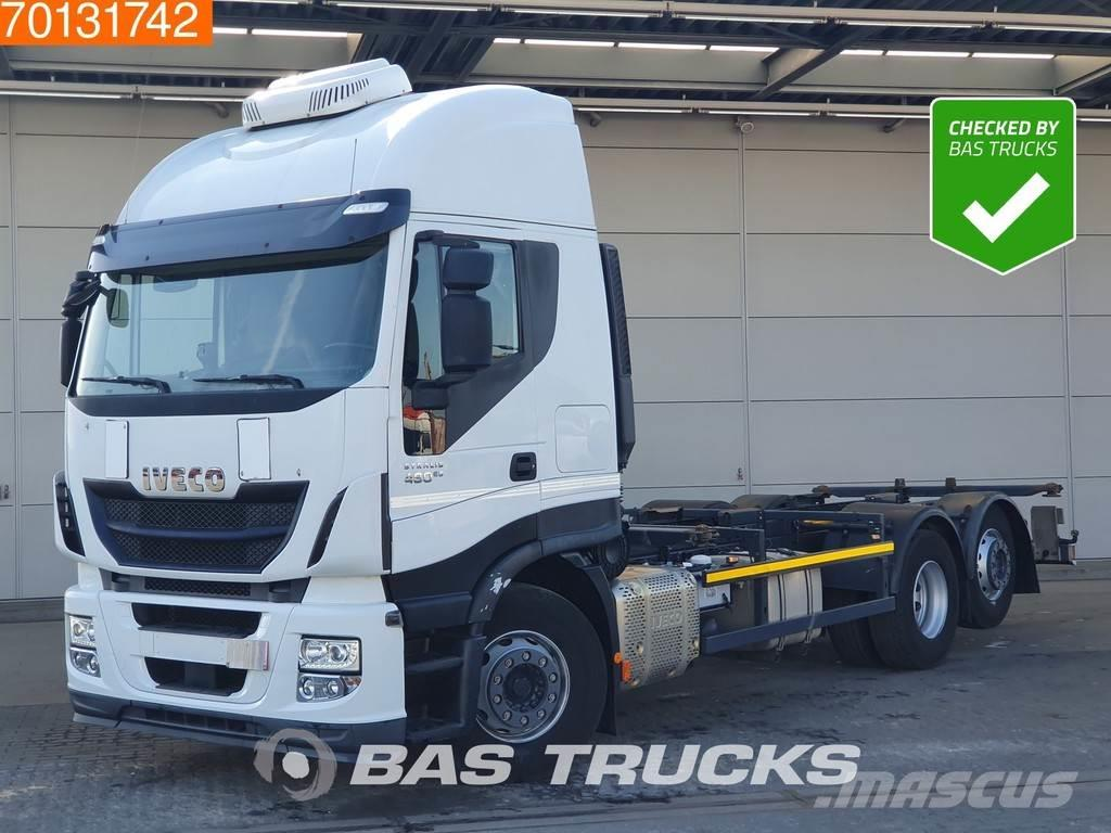 Iveco Stralis Hi-Way AS440S48 6X2 ACC Intarder Liftachse