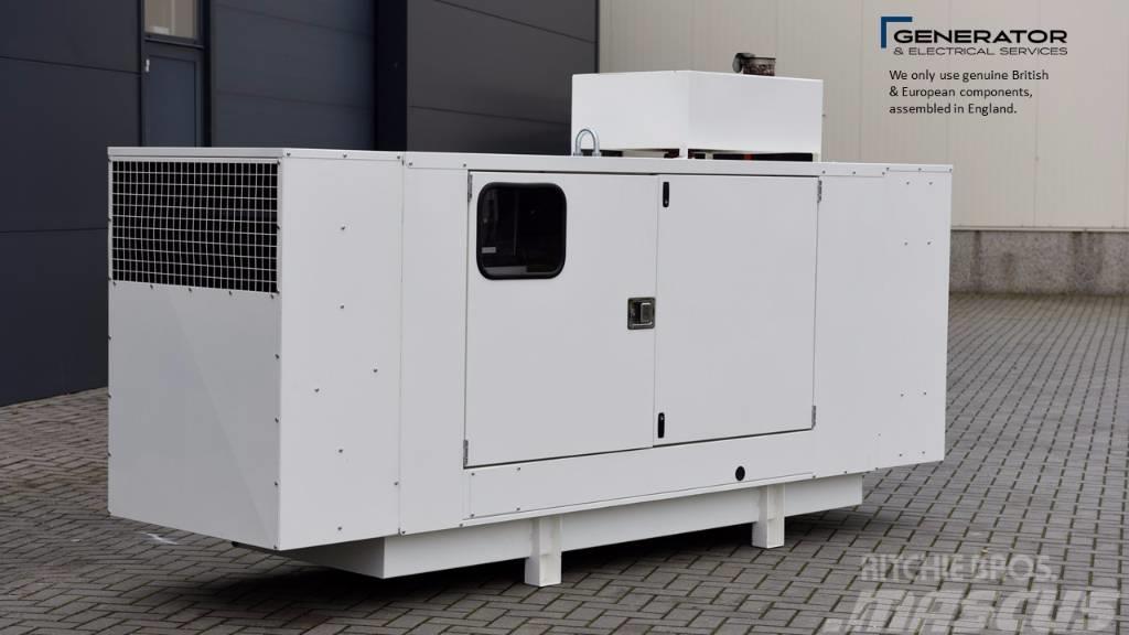 Perkins Soundproof 135 kVA Prime 150 kVA Standby