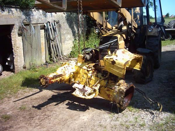 Used Ford 4550 og 550 backhoe loaders Year: 1980 Price: $994 for sale - Mascus USA