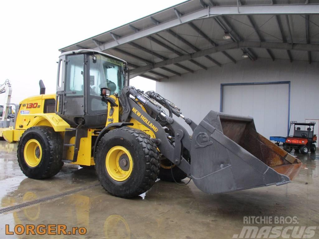 New Holland W130B