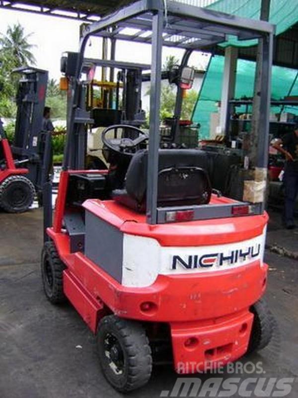 Nichiyu FB15PN-60-300SF